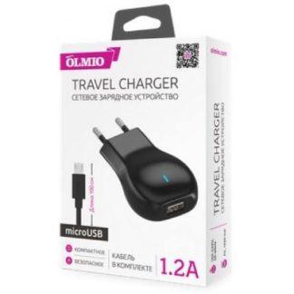 Зарядное устройство Olmio USB